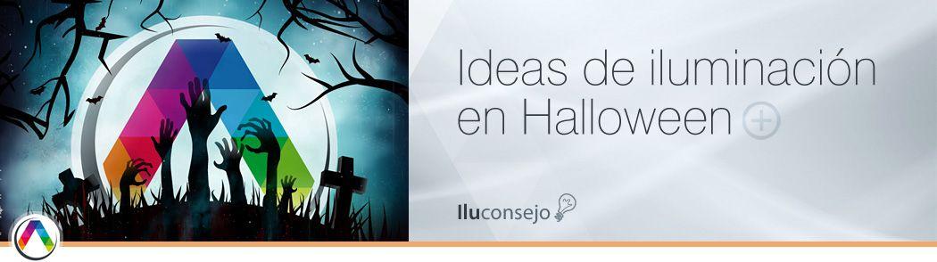 ¿Qué iluminación usar en Halloween? - La Casa de la Lámpara