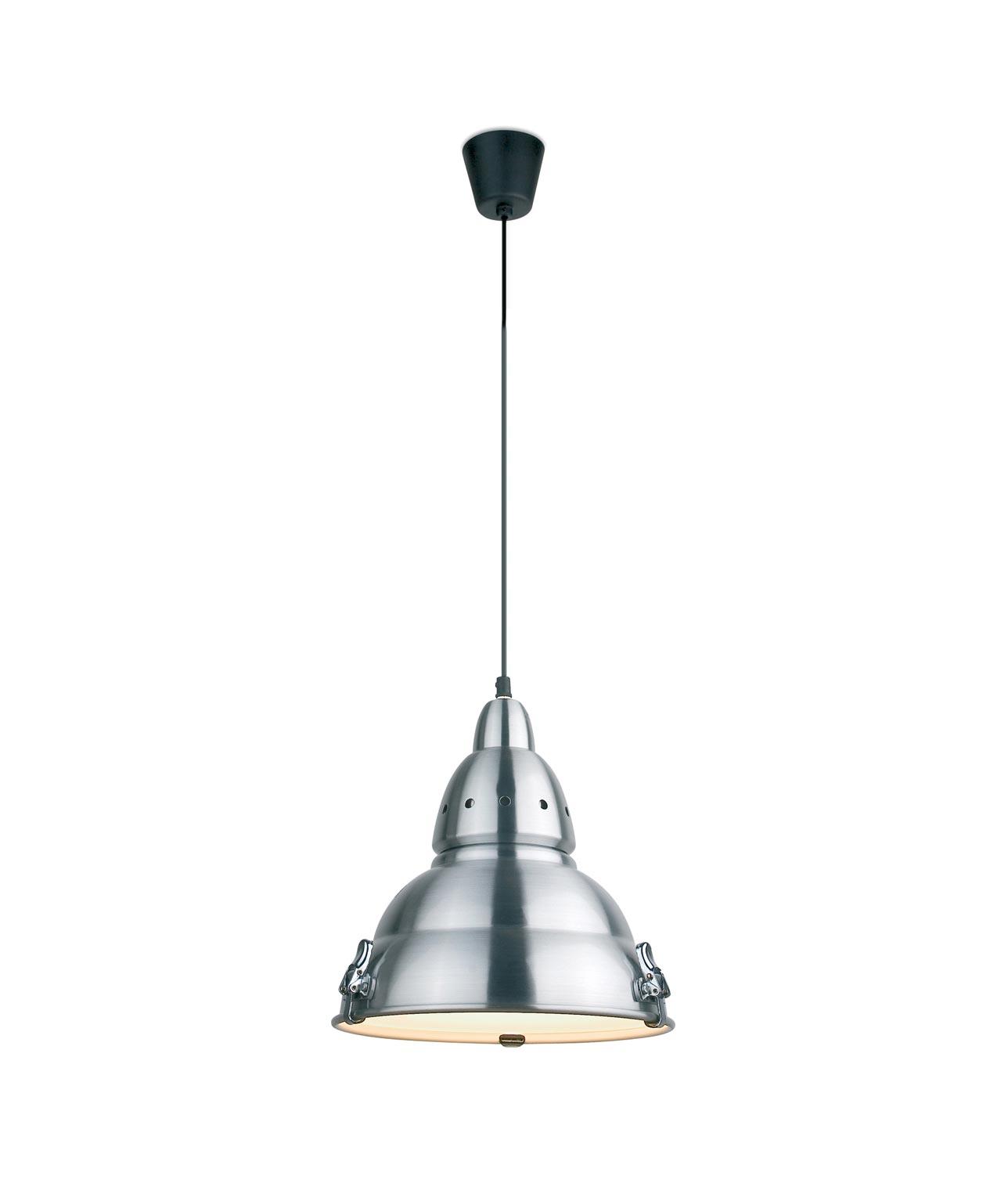Lámpara colgante aluminio SIRIA