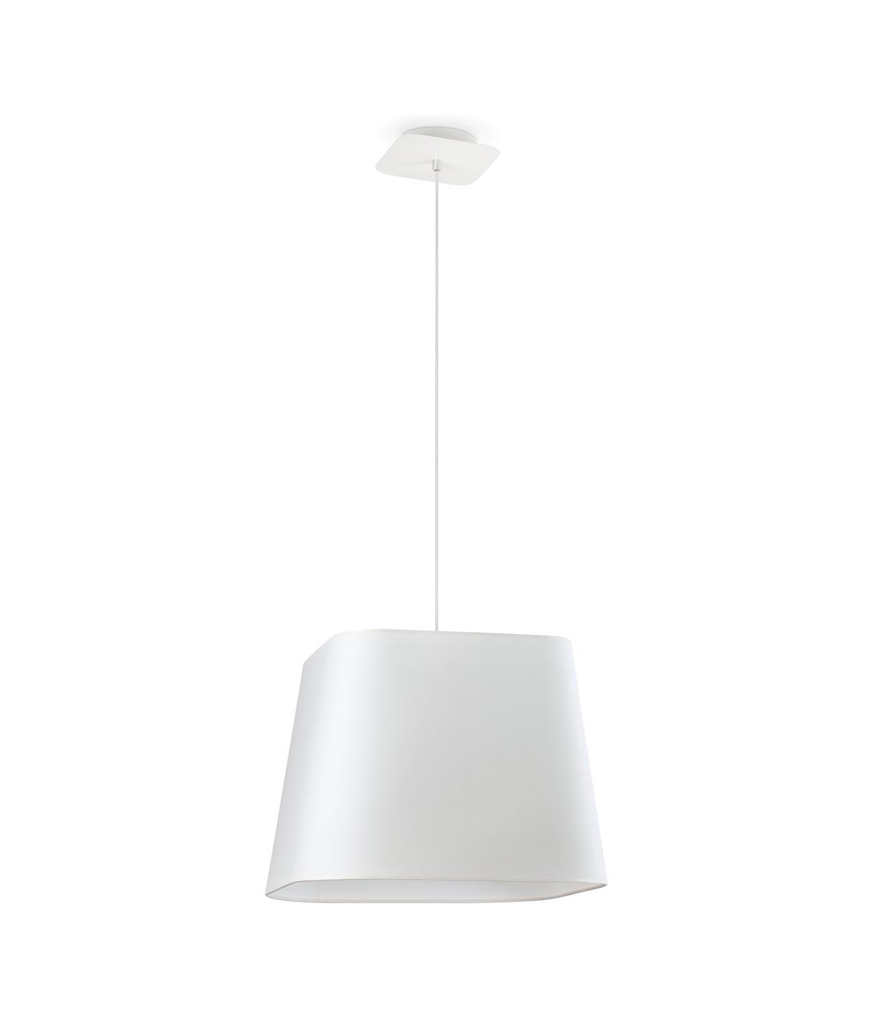 Lámpara colgante blanca SWEET