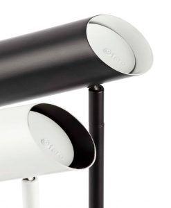 Lámpara de mesa blanca LINK detalle