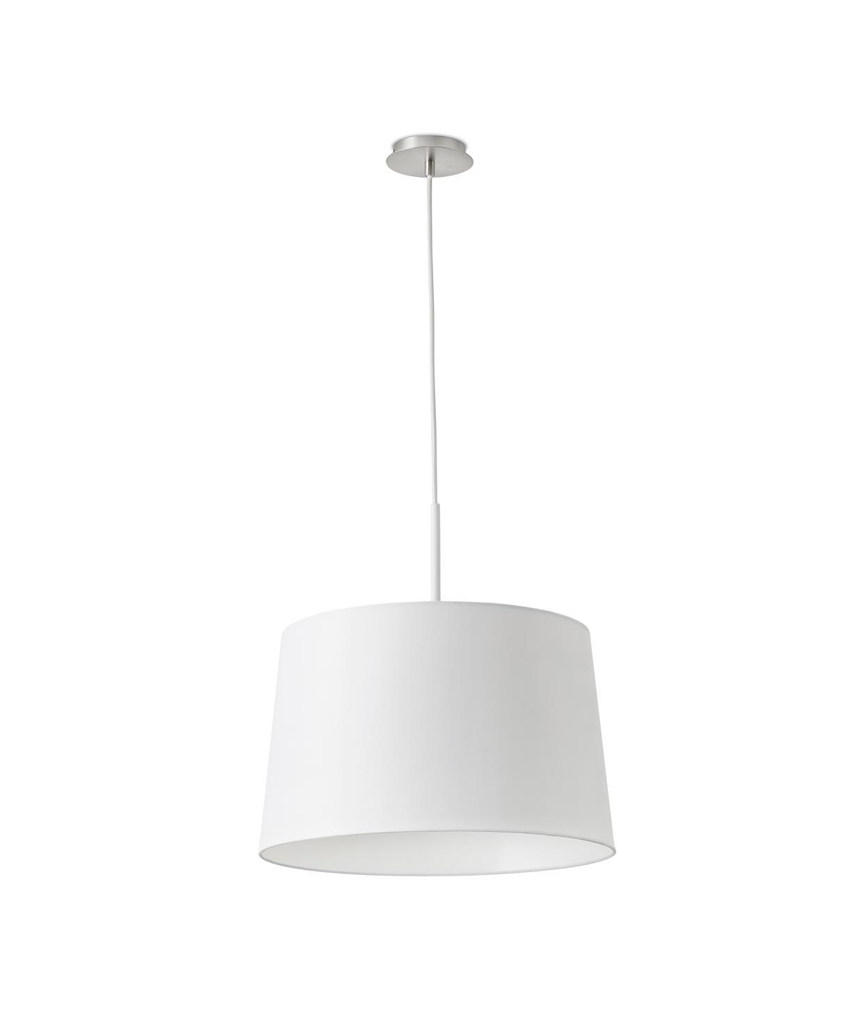Lámpara de techo blanca VOLTA