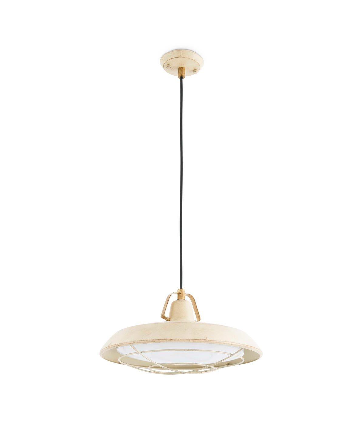 Lámpara de techo LED blanco PLEC
