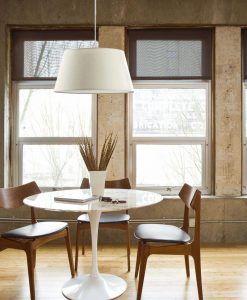 Lámpara de techo MITIC beige ambiente