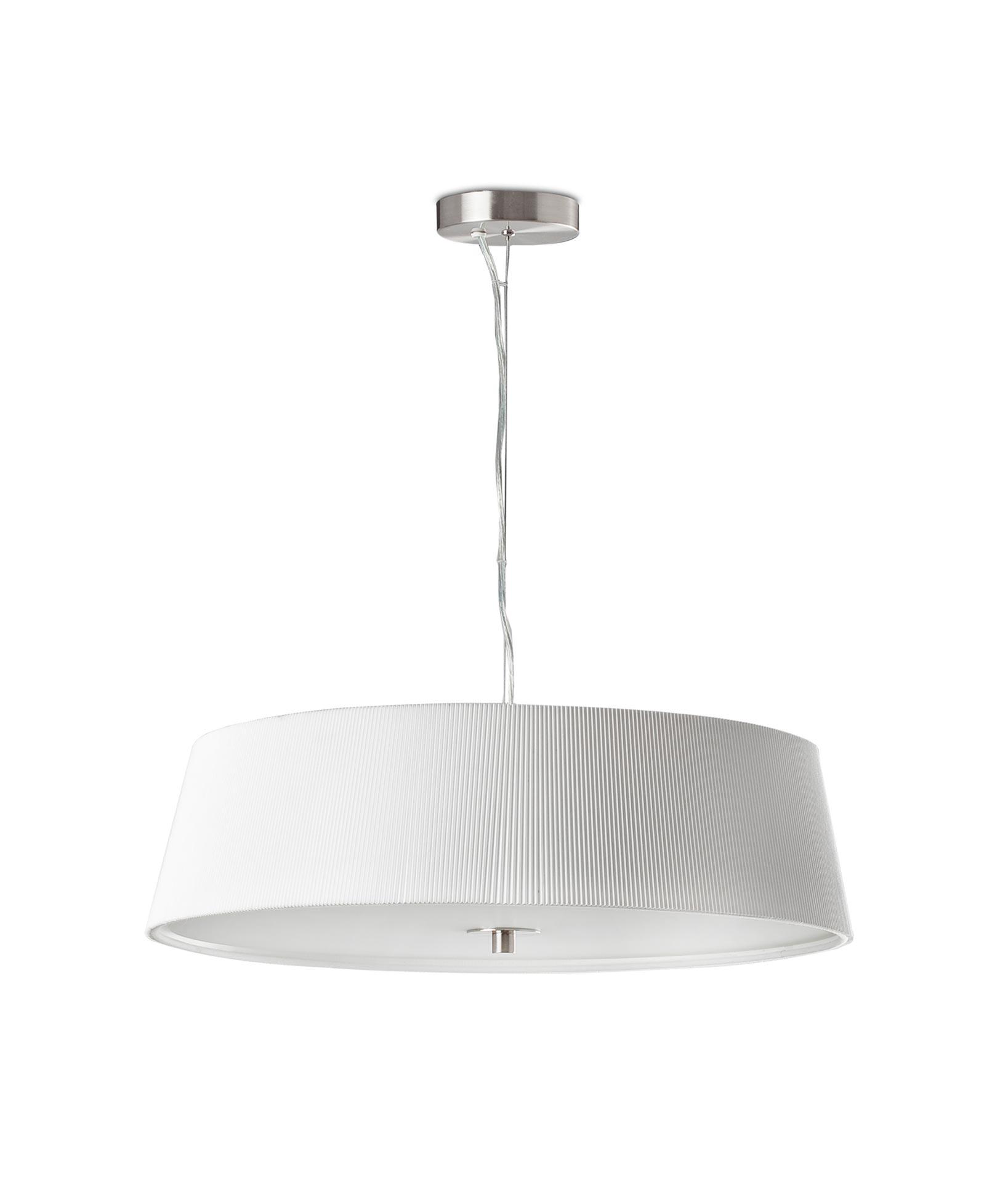 Lámpara de techo PROSA blanca