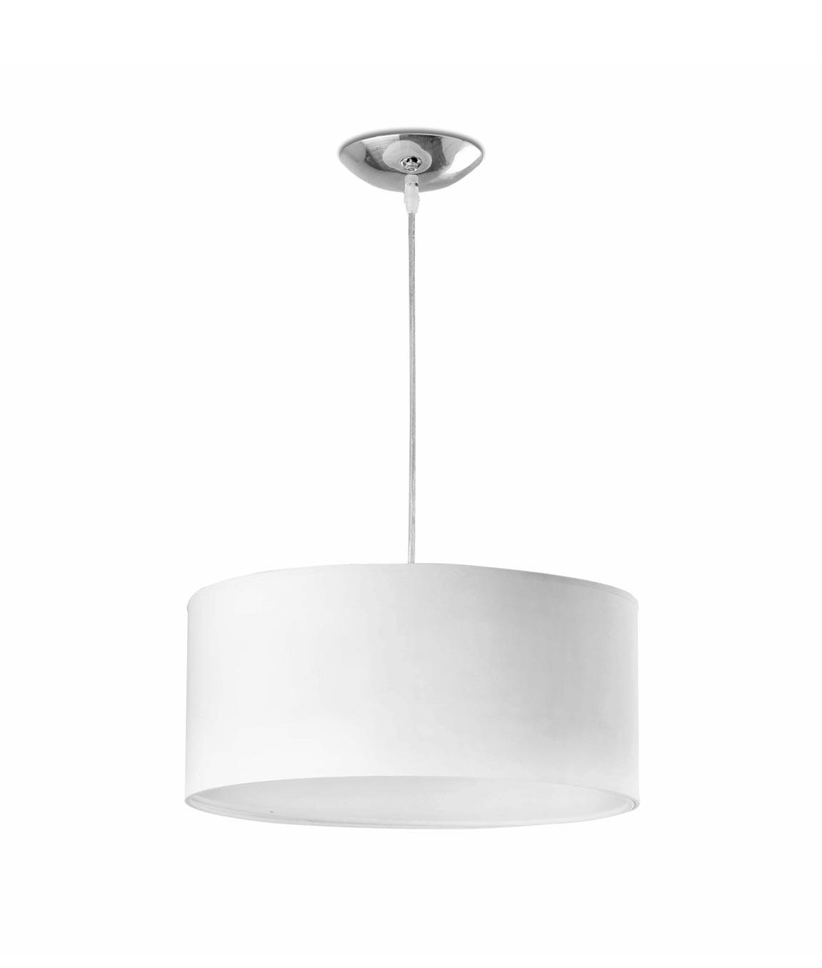 Lámpara de techo SEVEN blanca