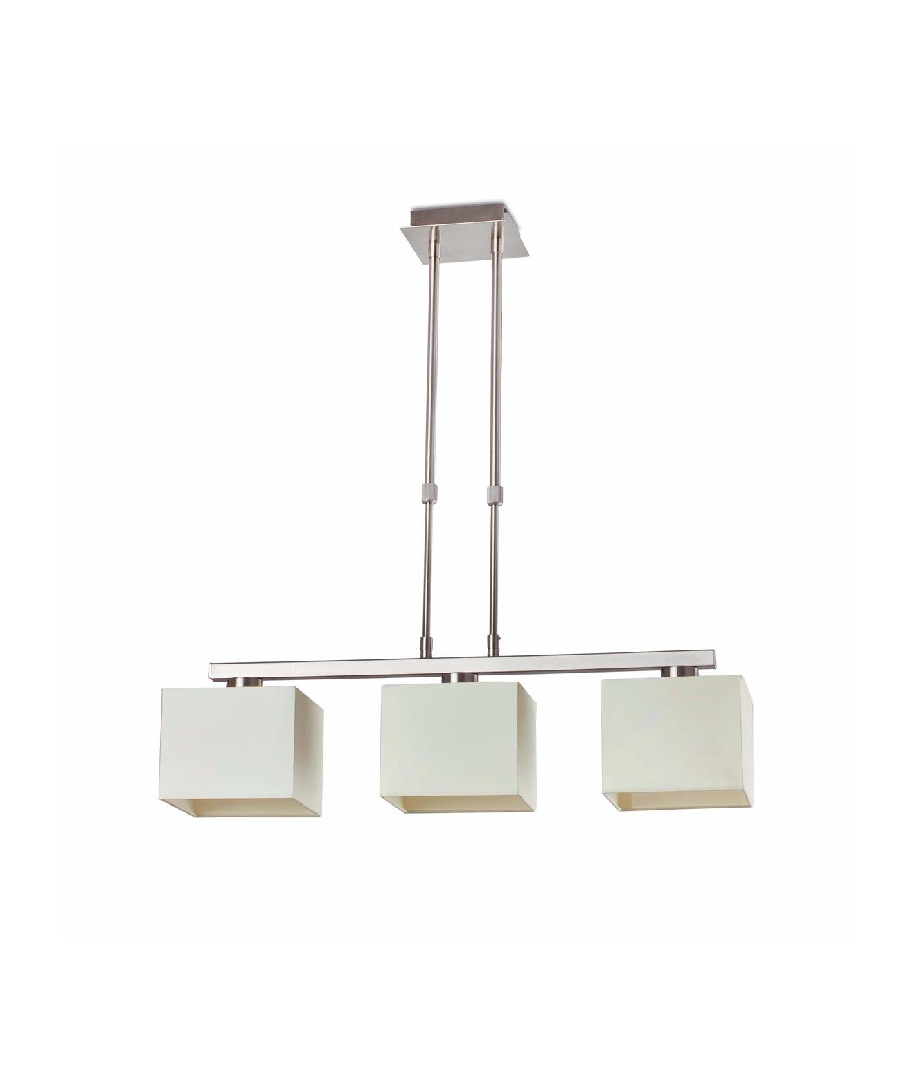 Lámpara de techo telescópica THANA blanco