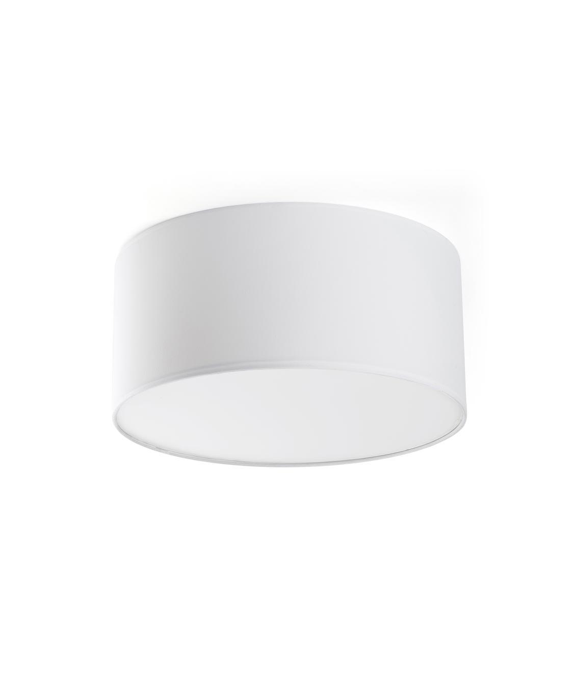 Lámpara plafón SEVEN blanco