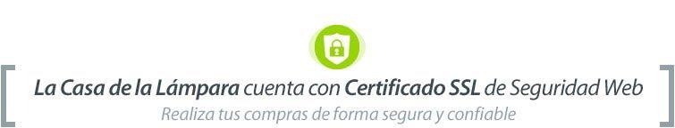 Certificado SSL de confianza on-line - La Casa de la Lámpara