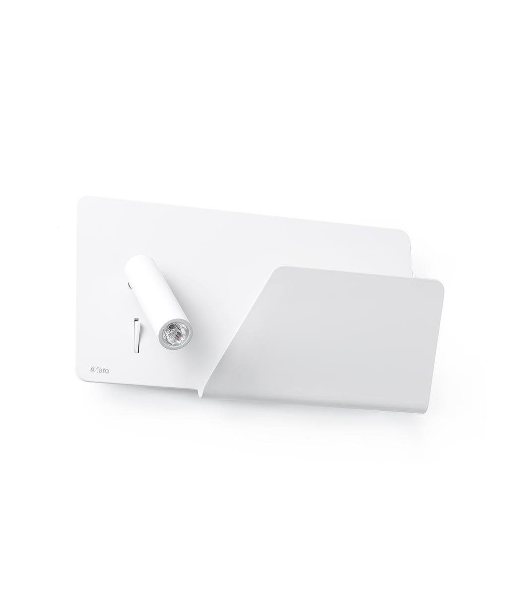Aplique blanco derecha SUAU USB