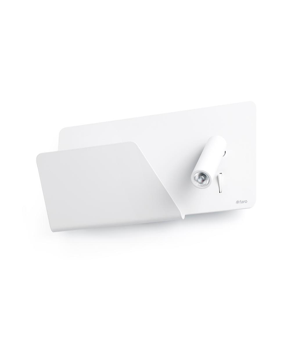 Aplique blanco izquierda SUAU USB