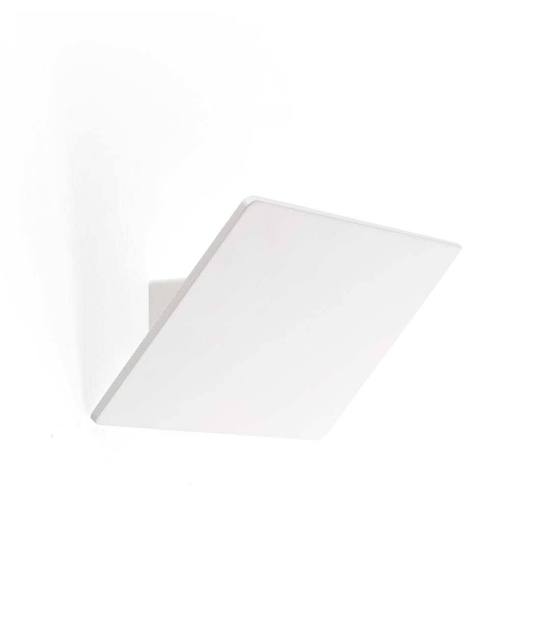 Aplique de pared LED DALLAS blanco detalle