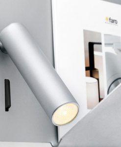 Aplique gris derecha SUAU USB detalle