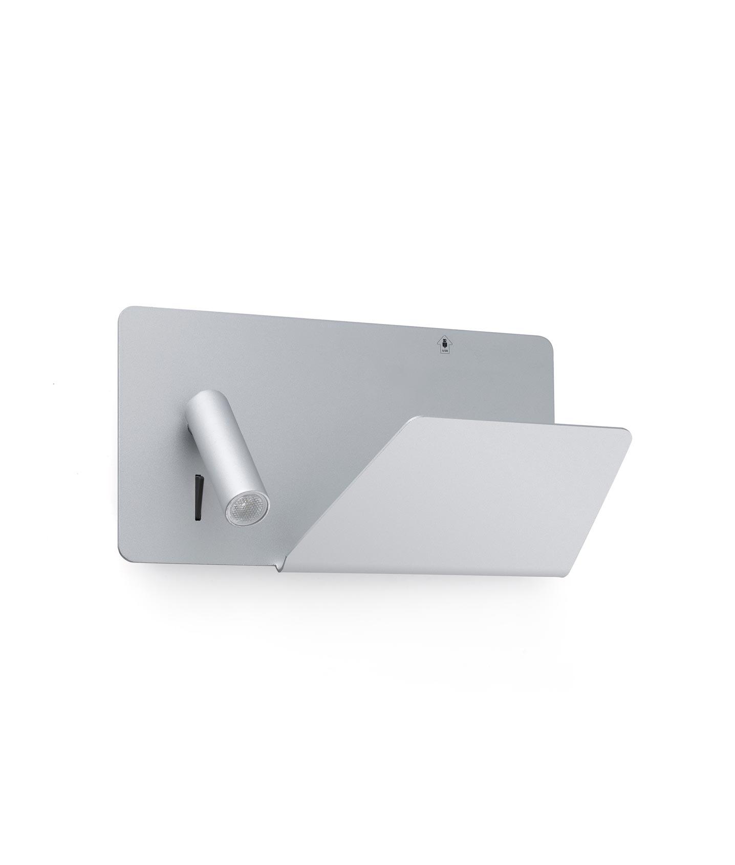 Aplique gris derecha SUAU USB