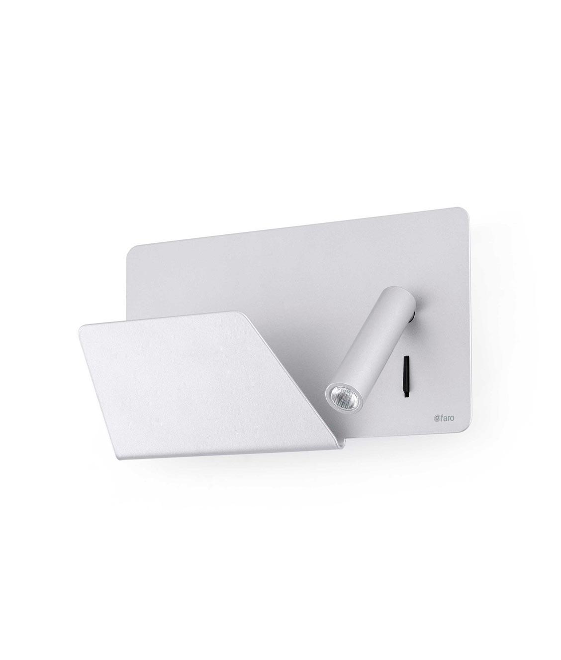 Aplique gris izquierda SUAU USB