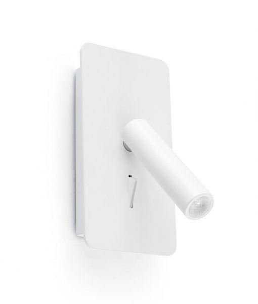 Aplique LED blanco SUAU