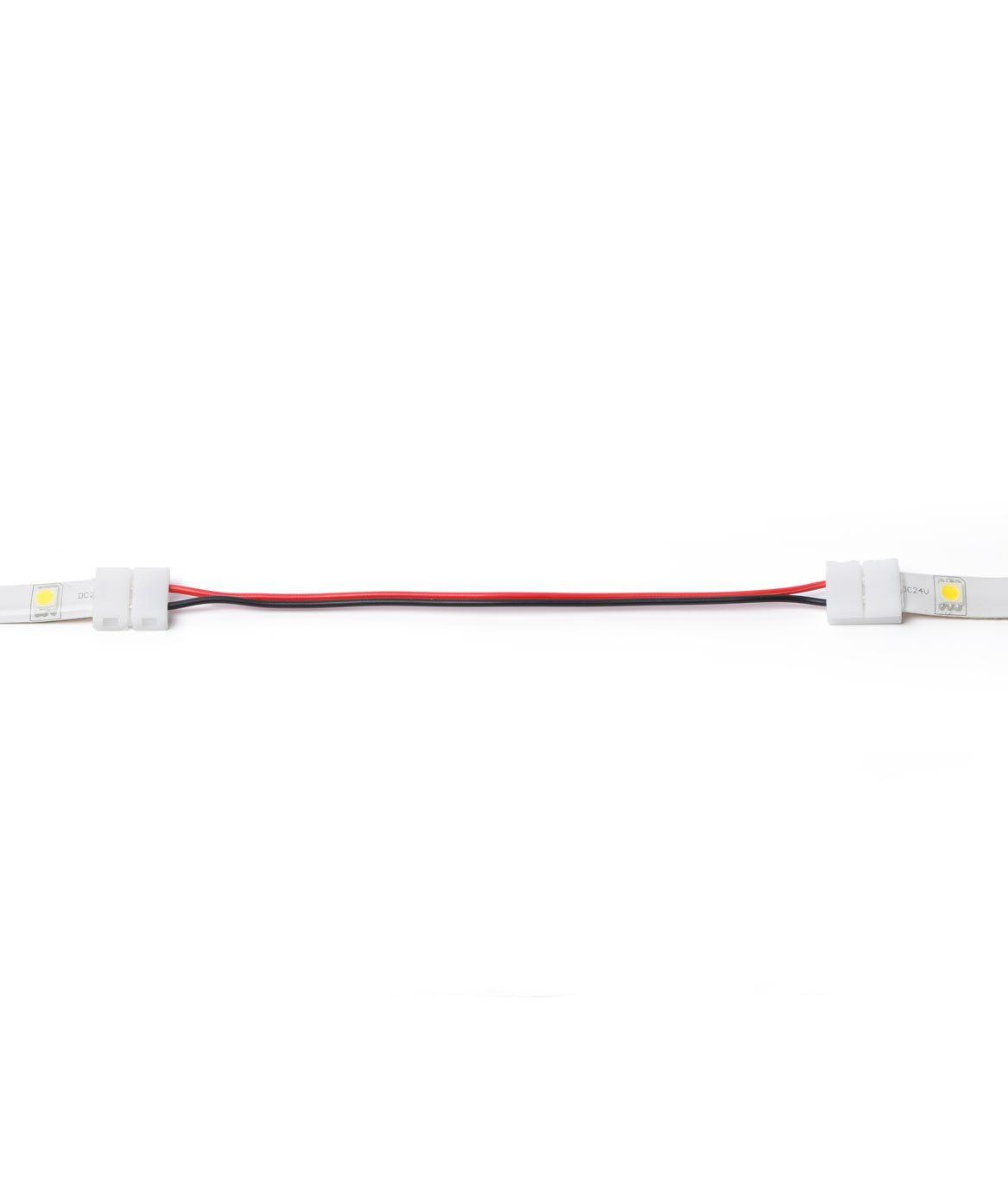 Conector con cable RGB para tiras LED