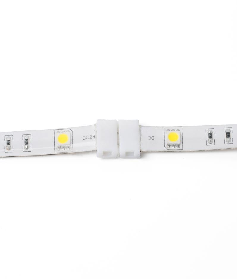 Conector monocolor para tiras LED