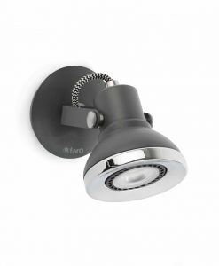 Foco LED gris RING