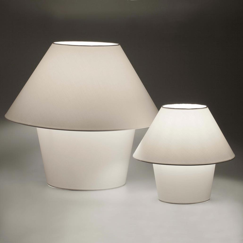 L mpara de mesa grande versus blanca la casa de la l mpara - Casa de lamparas ...