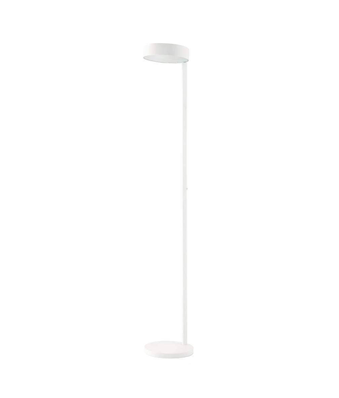 Lámpara de pie blanca NEXO