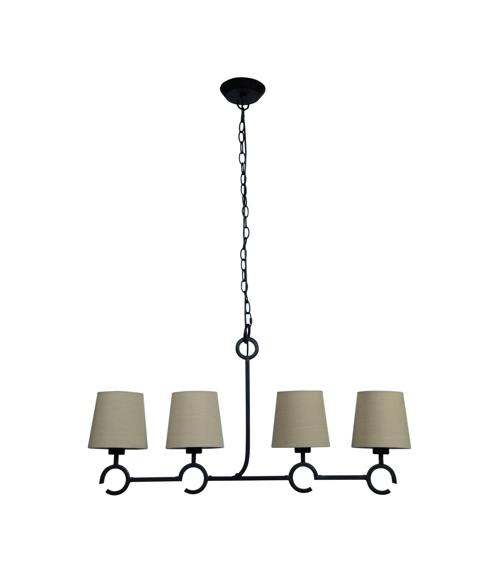 Lámpara de techo 4 luces ARGI línea