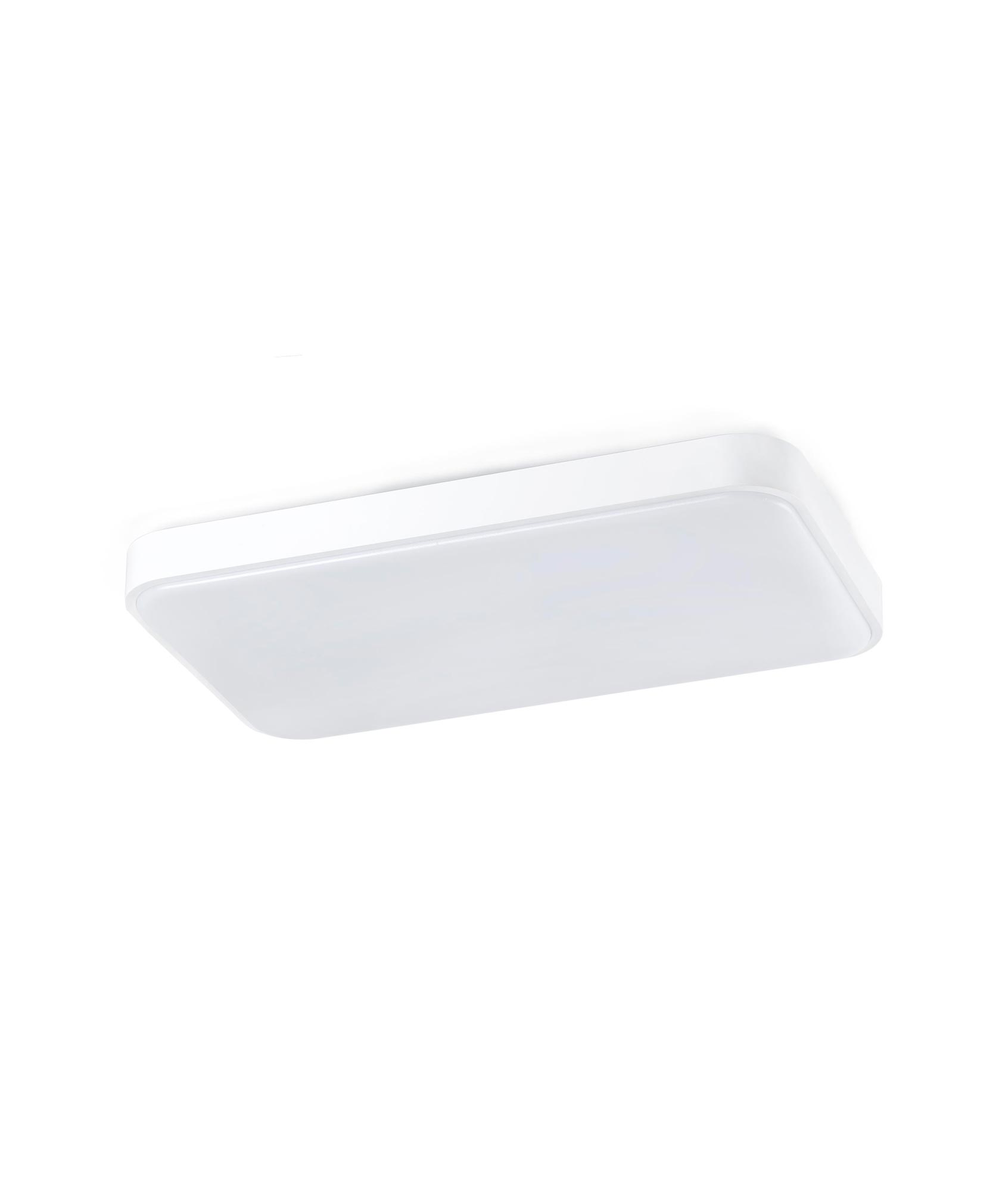 Lámpara plafón LED SOGO-1 blanca
