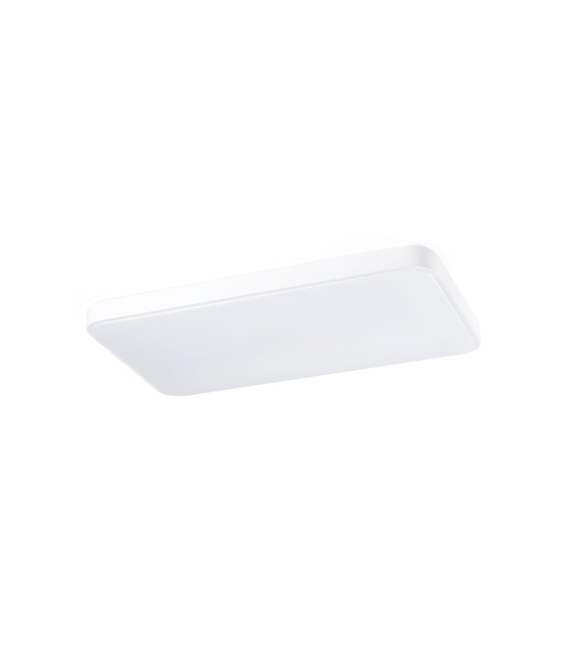 Lámpara plafón LED SOGO-2 blanca