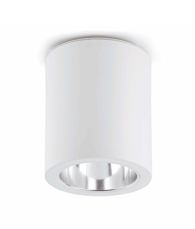 Lámpara superficie blanco POTE