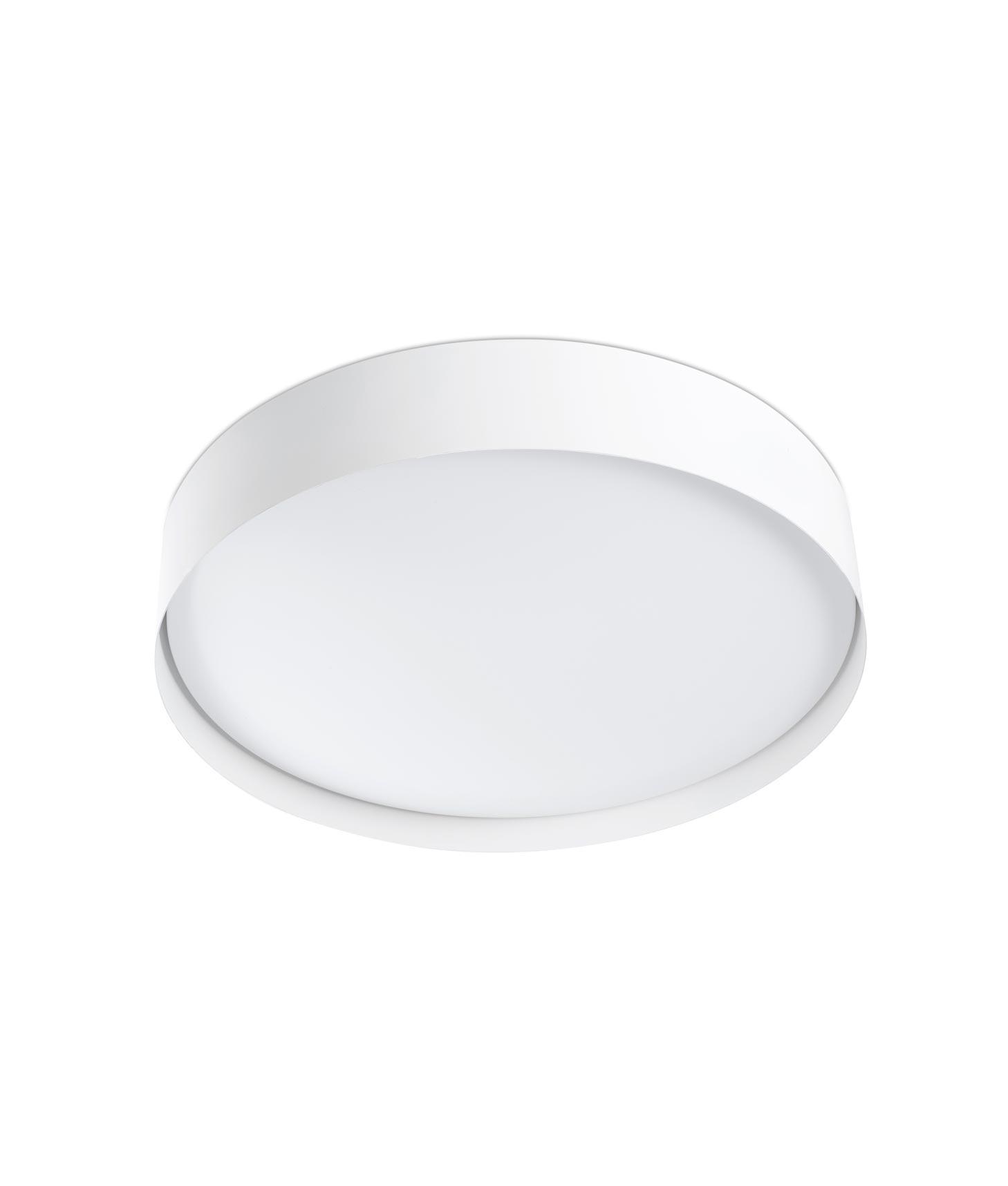 Plafón de techo LED VUK blanco