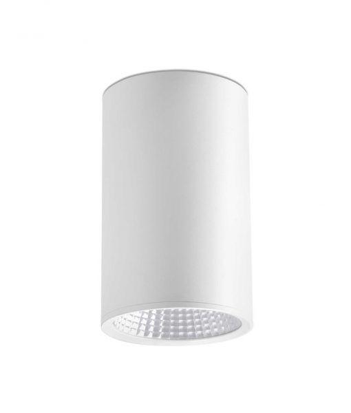 Plafón LED grande blanco REL