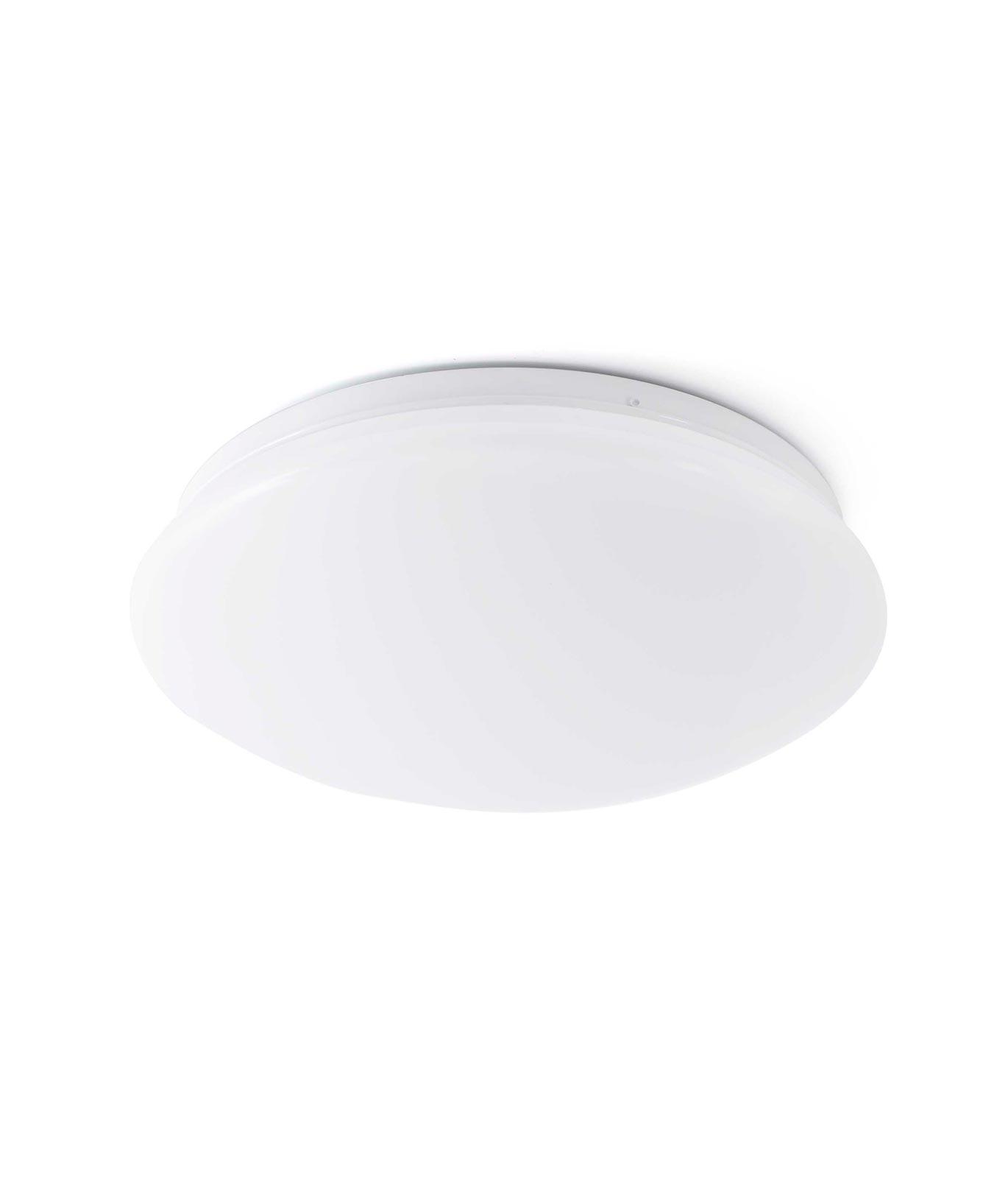 Plafón LED grande RONDA blanco
