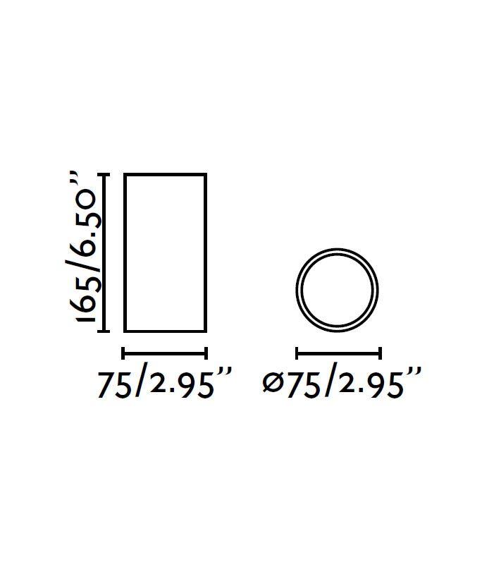 Medidas plafón LED pequeño blanco REL