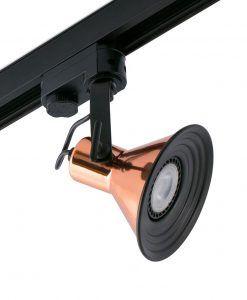 Proyector de carril cobre CUP