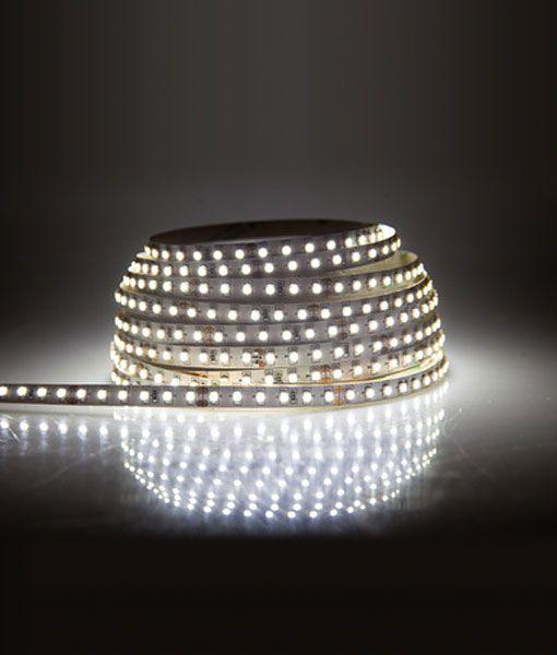 Tira LED blanco frío 5m autoadhesiva detalle