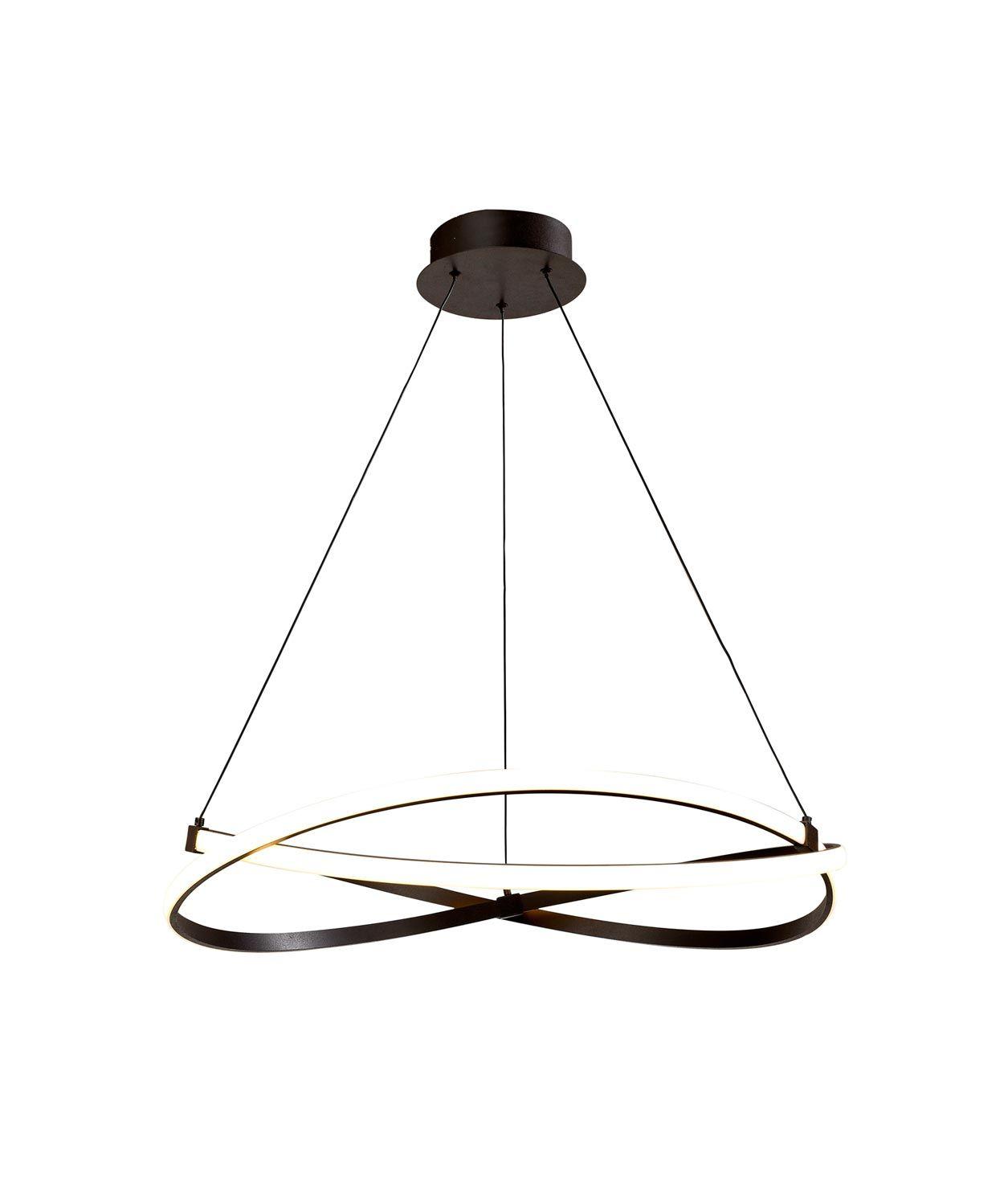 Lámpara de techo mediana forja INFINITY