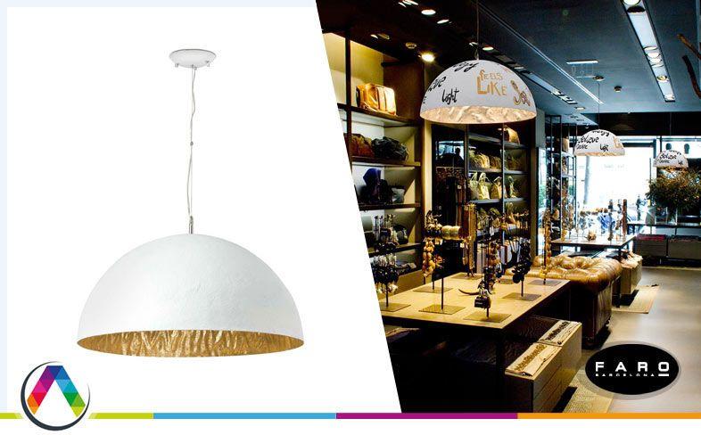 Lámpara de techo moderna MAGNA en La Casa de la Lámpara