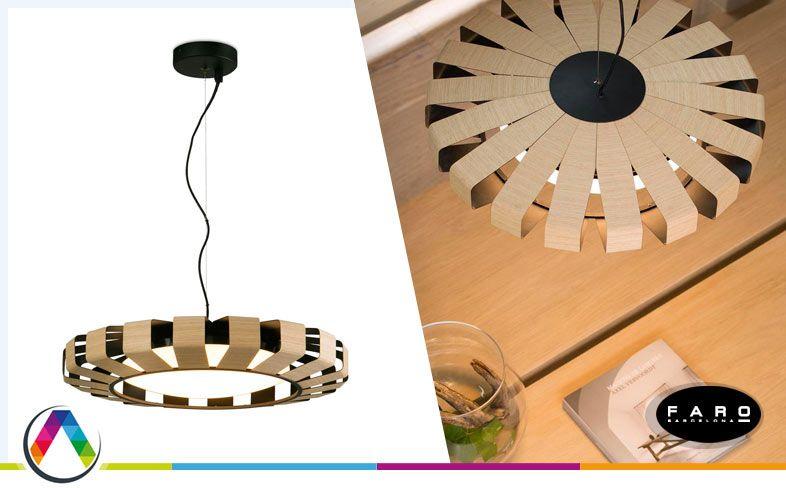 Lámpara de techo moderna PAULINE en La Casa de la Lámpara