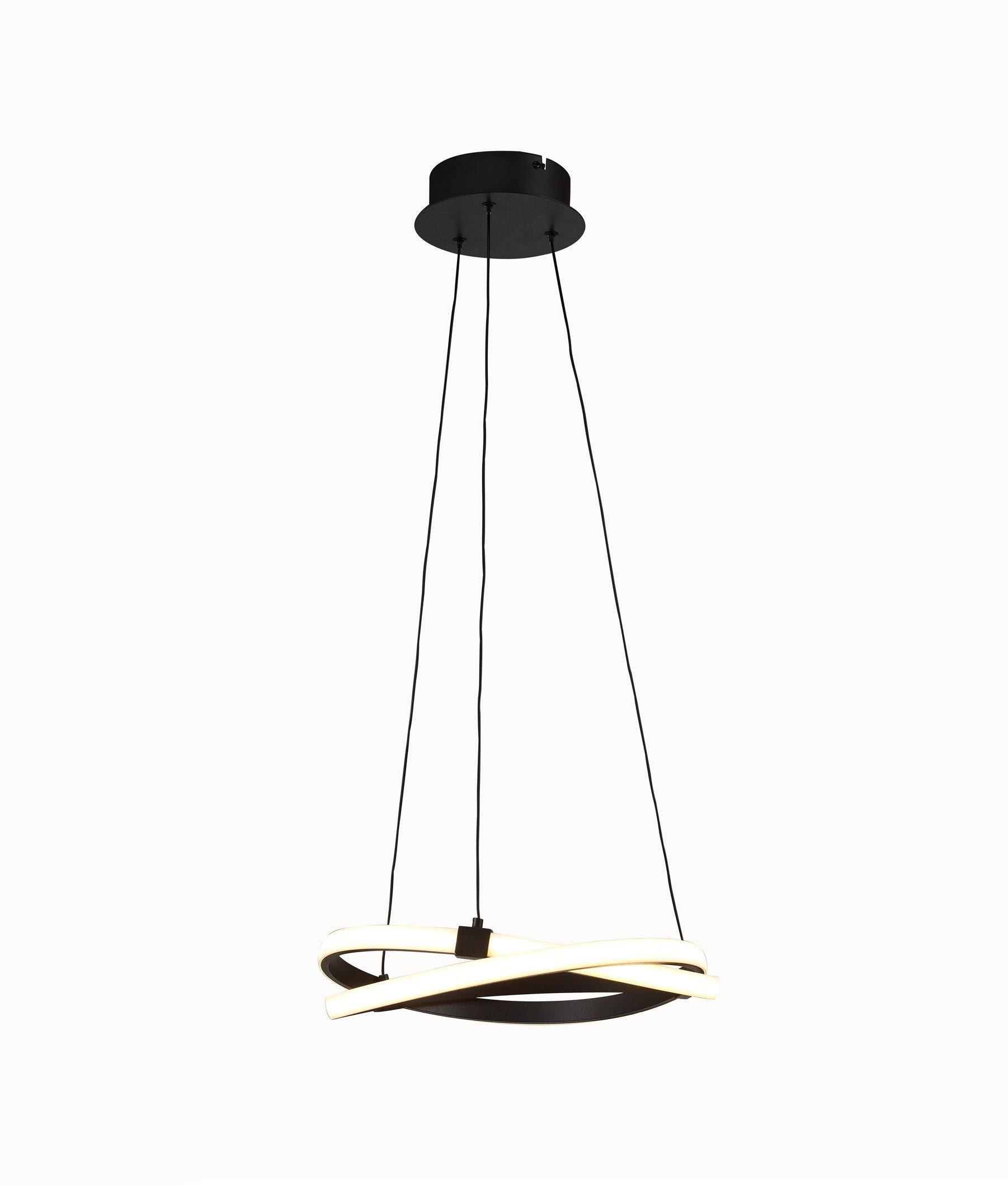 Lámpara de techo pequeña forja INFINITY