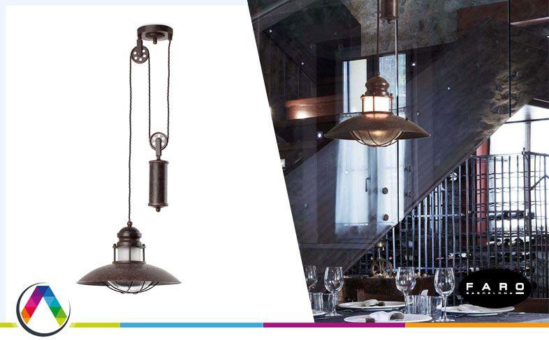 Lámparas rústicas en La Casa de la Lámpara - La Casa de la Lámpara