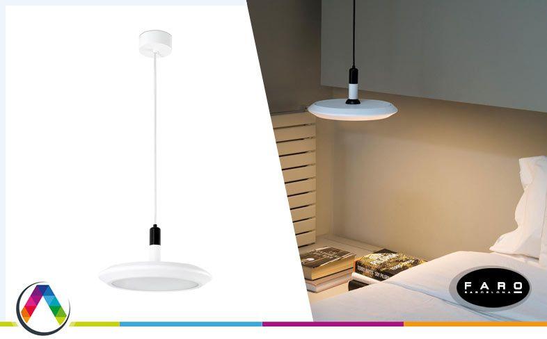 Lámpara moderna colgante PLANET en La Casa de la Lámpara