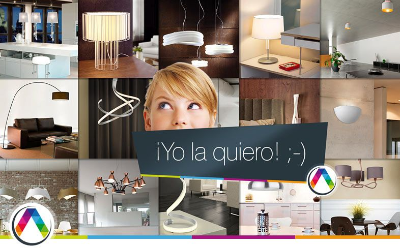 Tienda online de lámparas de diseño en La Casa de la Lámpara
