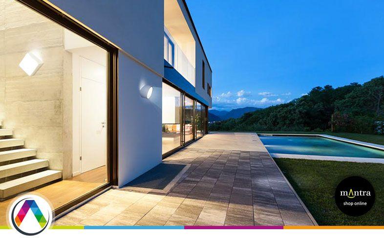 Apliques minimalistas MINI en La Casa de la Lámpara