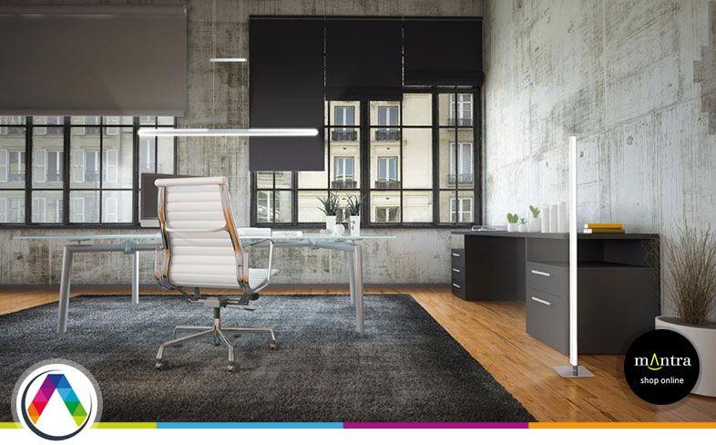 L mparas minimalistas en la casa de la l mpara - Lamparas de pie minimalistas ...