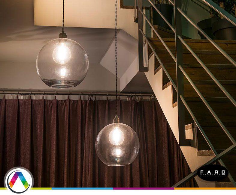 Lámpara de techo industrial ERMA - La Casa de la Lámpara