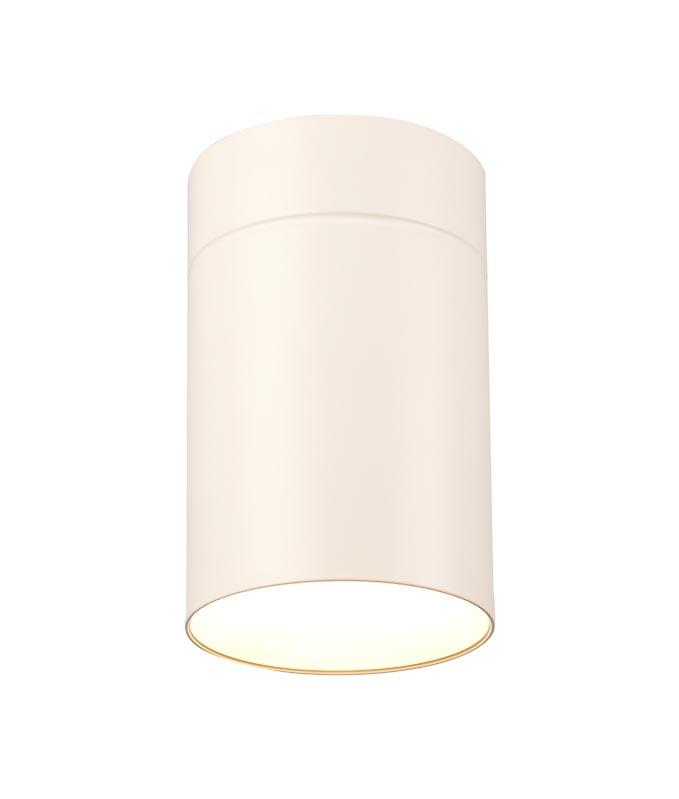 Lámpara foco grande blanco ARUBA