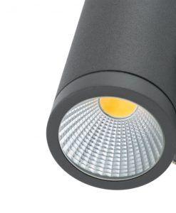 Aplique con luz LED COBO detalle 2