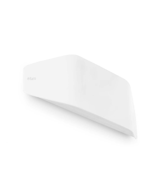Aplique diseño FUTURE blanco