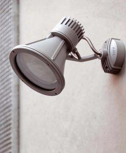 Lámpara aplique gris exterior PROJECT ambiente