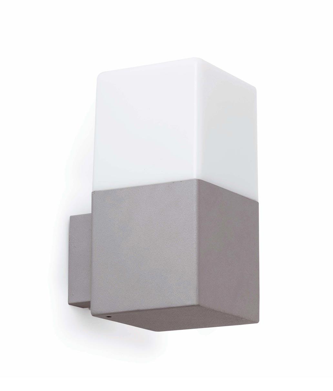 Aplique gris exterior TARRACO