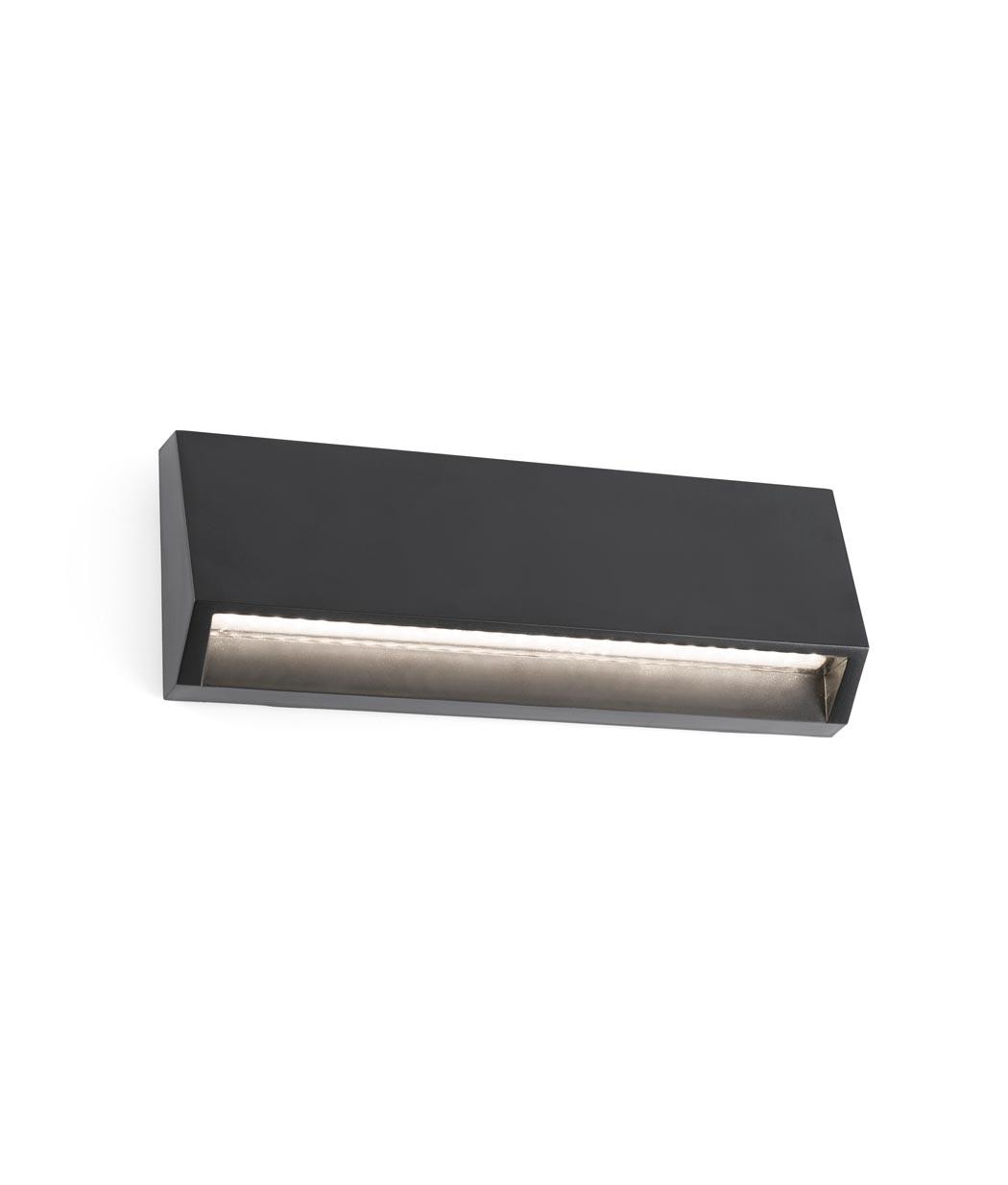 Lampara para exteriores casas lmpara solar de jardn color for Aplique exterior solar led